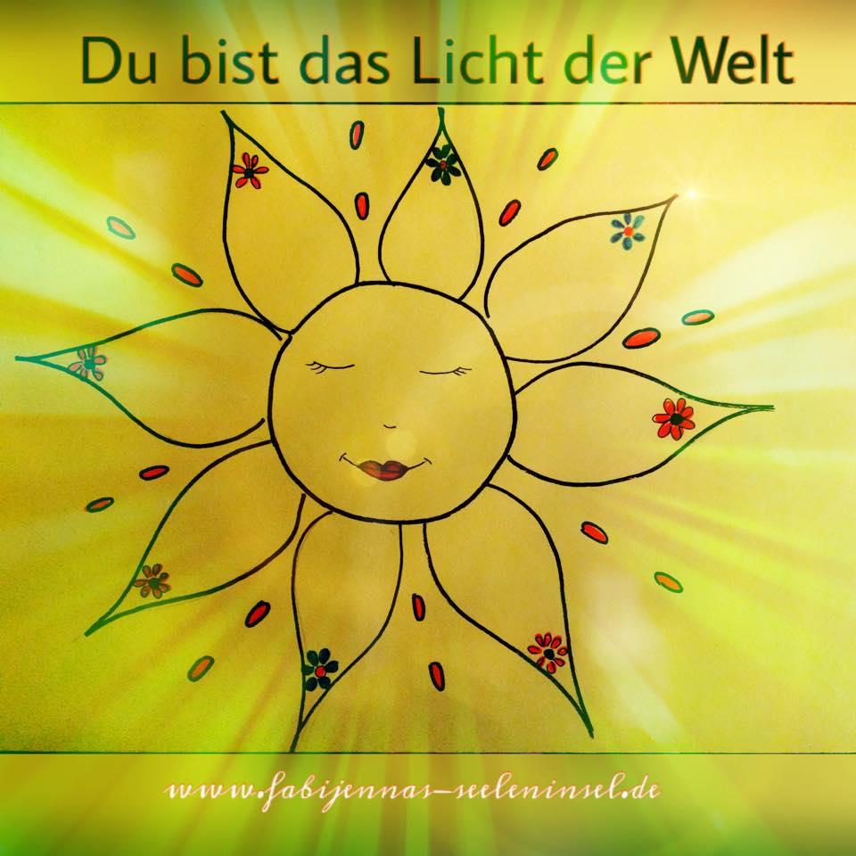 Du Bist Das Licht Der Welt